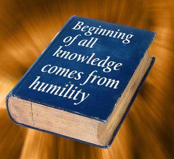 On Epistemic Humility